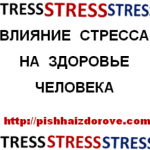 Influence-stress-on-health-human
