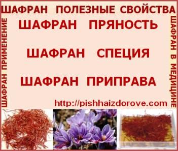 Шафран пряность шафран специя или шафран приправа