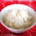 Белый рис с низким ГИ