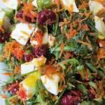 Салат может быть полезным завтраком
