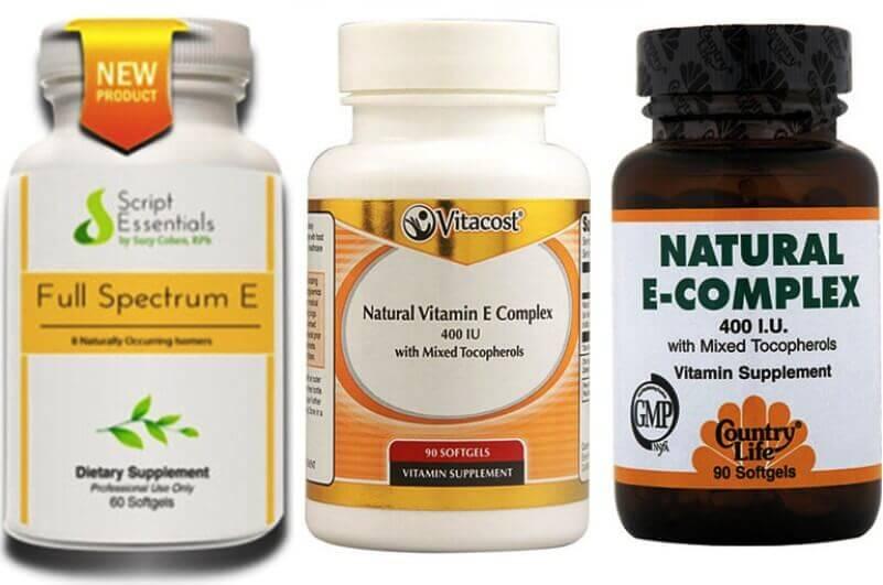 Правда о витамине Е