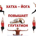 Хатха -йога повышает глутатион
