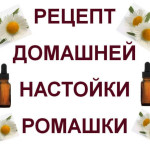 Рецепт-домашней-настойки-ромашки