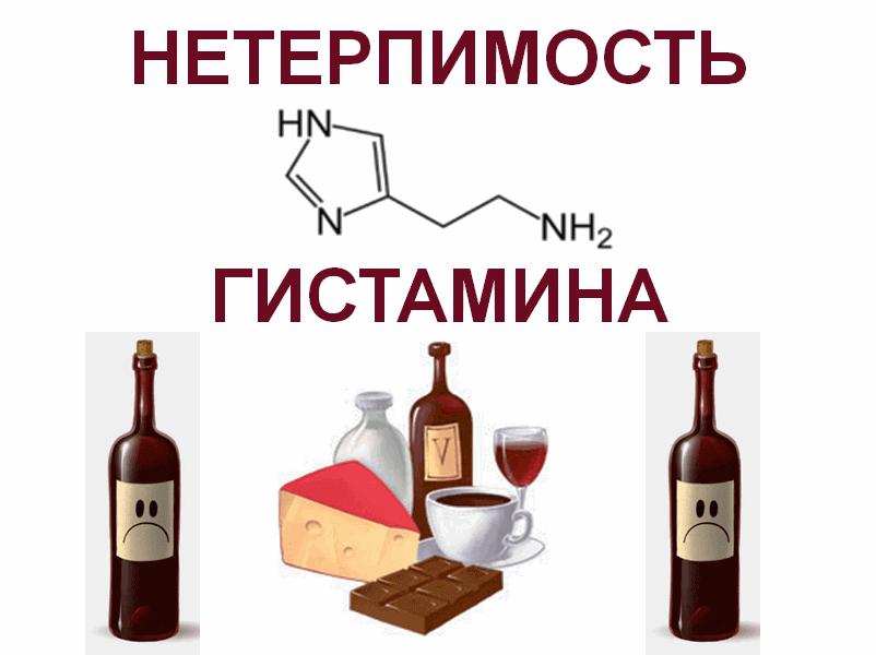 гистаминовая диета