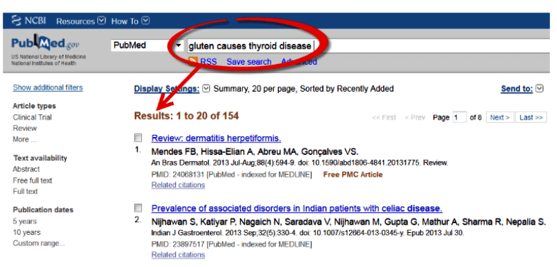 Gluten-Thyroid